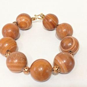Jewelry - Wood Bead Bracelet